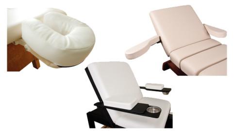 Lettino Da Massaggio Roma.Vendita Accessori Per Lettini Da Massaggio Per Spa Esco Srl