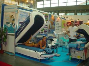 Rimini Wellness 2007 - Pronti per un nuovo massaggio.