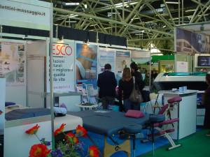 SANA 2007 - Stand della ESCO.
