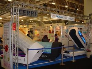 COSMOPROF 2009: I sistemi aquamassage