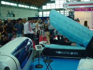 aquamassage World Eco Spa all'opera