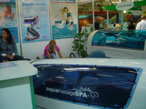 Aquamassage SPA e XL 250 al SANA 2007