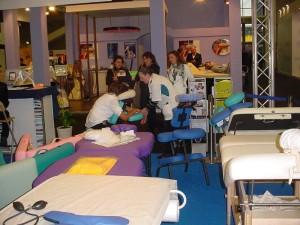 COSMOPROF 2009: Le sedie ergonomiche