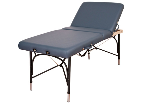 Lettino Massaggio Portatile In Alluminio.Top Line Lettino Da Massaggio Portatile In Legno E Alluminio