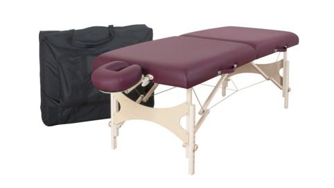 Lettino Massaggio Portatile Prezzi.Lettini Da Massaggio Portatili In Legno E Alluminio Lettini