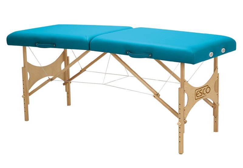 Lettino Da Massaggio Pieghevole.Aurora Lettino Da Massaggio Portatile In Legno Lettini